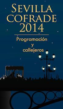 Sevilla Cofrade 2014 poster
