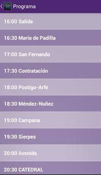 Sevilla Cofrade 2014 apk screenshot