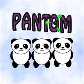 PANTOM (Panda and Type of Molecule) icon