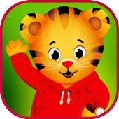 Daniel the tiger Run Neighborhood icon