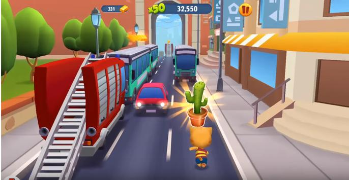 Daniel the tiger Run Neighborhood screenshot 1