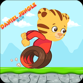 Danial Super Runner  Jungle icon
