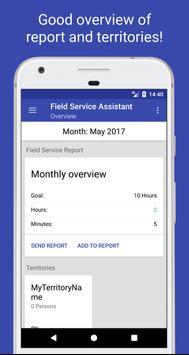 field service report form