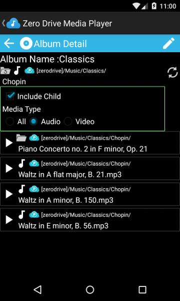 Zero Drive Cloud Player for Android - APK Download