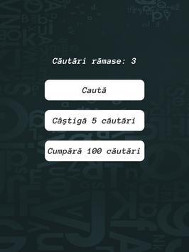 Generator Cuvinte apk screenshot