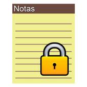 Notas Seguras icon