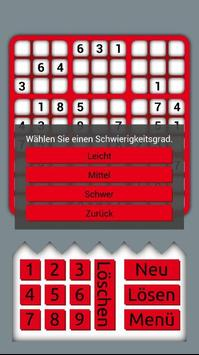 DHBW-Lörrach Sudoku screenshot 1