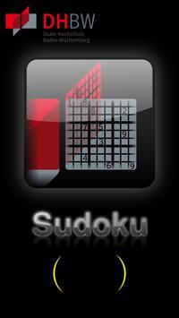 DHBW-Lörrach Sudoku screenshot 2