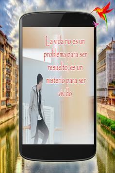 Frases De Reflexion De La Vida apk screenshot