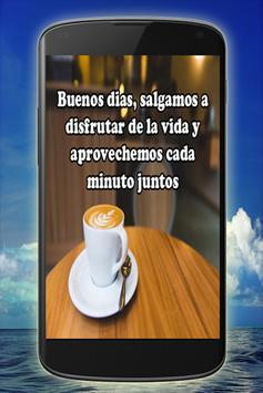 Frases De Buenos Días apk screenshot