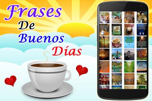 Frases De Buenos Días poster