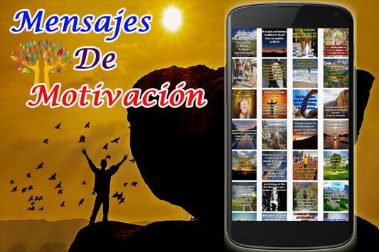 Mensajes De Motivacion poster