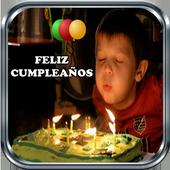 Mensajes de Felicitacion de Cumpleaños icon