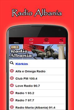 Radios Albania poster