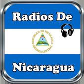 Radios De Nicaragua Gratis icon