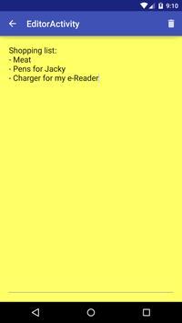 Light Notes (iNotes) apk screenshot