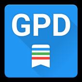 GPD Reader - Google+ news icon