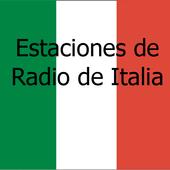 Estaciones de Radios de Italia icon