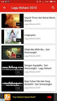 A Collection of Spiritual Songs apk screenshot