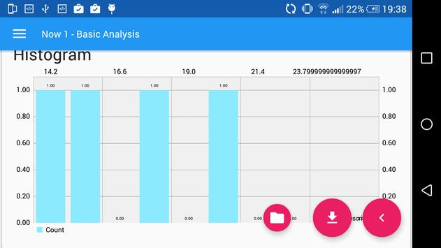 Now Toolkit - Statistics. Now. screenshot 3