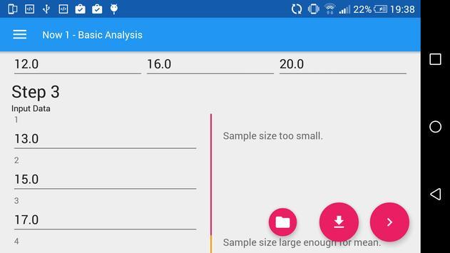 Now Toolkit - Statistics. Now. screenshot 1
