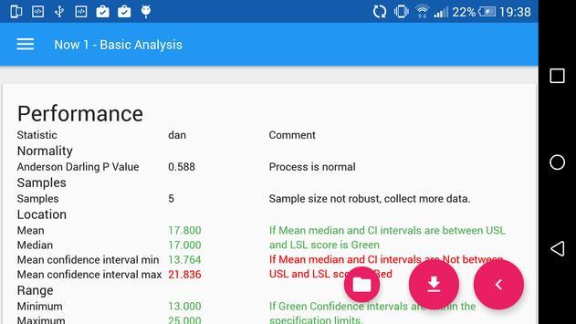 Now Toolkit - Statistics. Now. screenshot 4
