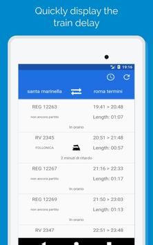Train Delay - For Travelers apk screenshot