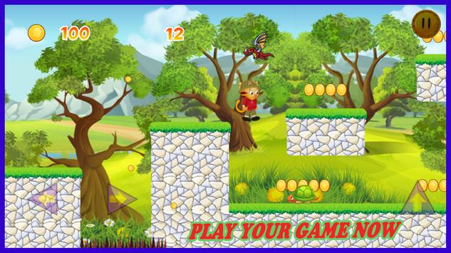 Jungle Run Game Of Daniel Tiger screenshot 3