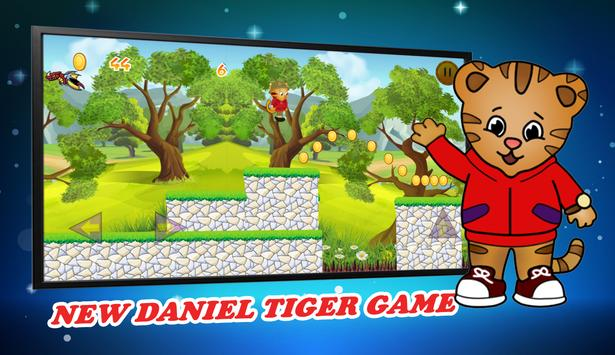 Jungle Run Game Of Daniel Tiger screenshot 10