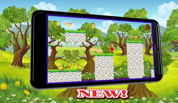 Jungle Run Game Of Daniel Tiger screenshot 2