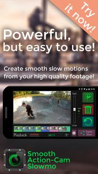 Smooth Action-Cam Slowmo poster