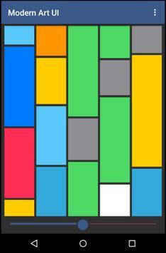 Modern Art UI poster
