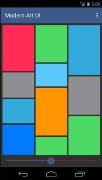 Modern Art UI screenshot 2