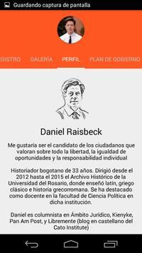 Raisbeck Alcalde apk screenshot