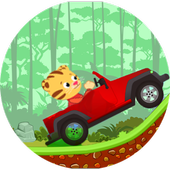 Daniel The Tiger Racing icon
