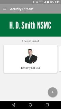 H. D. Smith NSMC poster