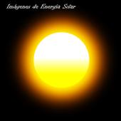 Imagenes de energia solar icon