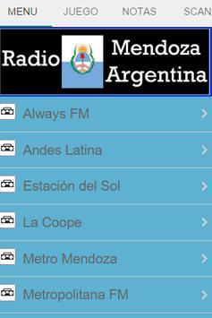 Radio Mendoza Argentina poster