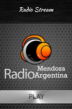 Radio Mendoza Argentina apk screenshot
