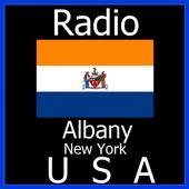 Radio Albany New York USA icon