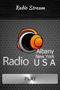 Radio Albany New York USA apk screenshot