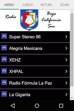 Radio Baja California Sur poster