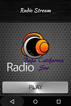 Radio Baja California Sur apk screenshot