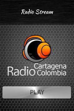 Radio Cartagena Colombia apk screenshot