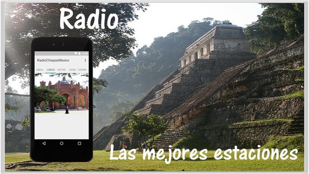 Radio Chiapas México screenshot 1