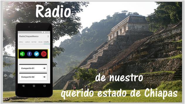 Radio Chiapas México screenshot 2