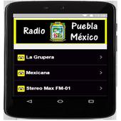 Radio Puebla México icon