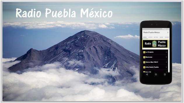 Radio Puebla México poster