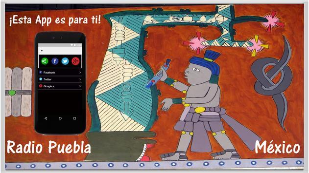 Radio Puebla México screenshot 2