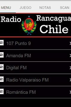 Radio Rancagua Chile poster